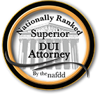 Best DUI Attorneys determined by NAFDD